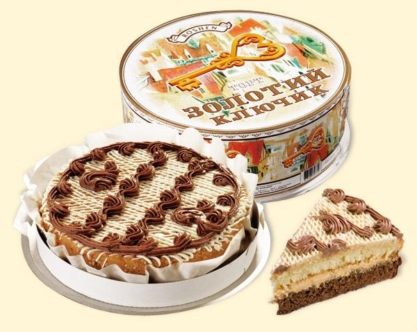 «Киевхлеб» наказали за упаковку тортов, напоминающую Roshen