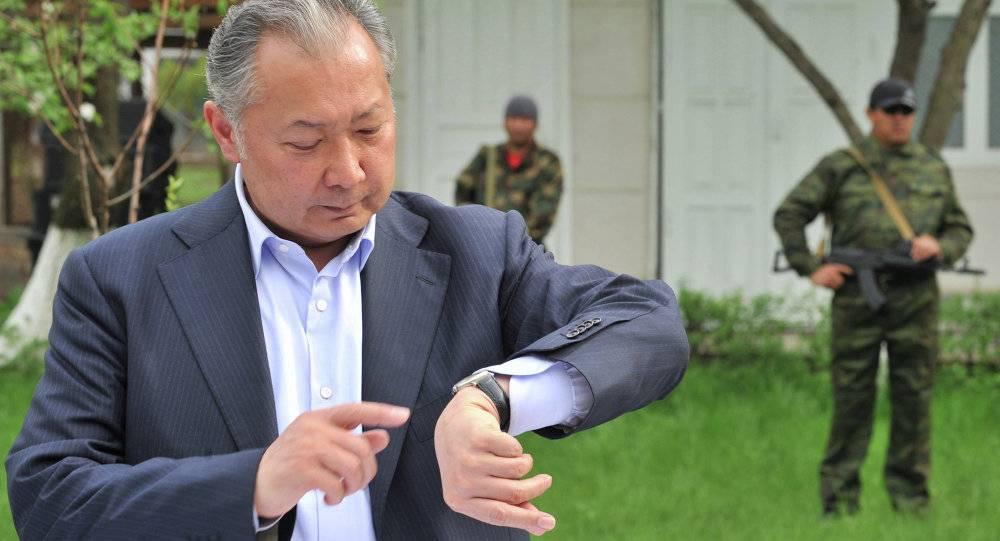 Экс-президенту Киргизии заочно дали 10 лет тюрьмы