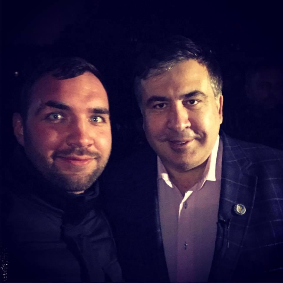 Соратнику Саакашвили надели электронный браслет: его подозревают в присвоении имущества
