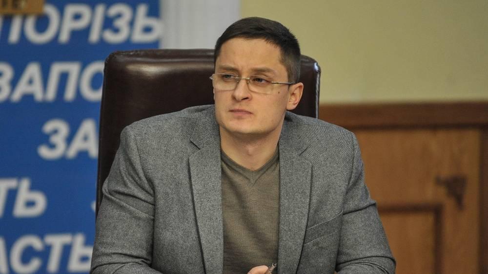 Зампреда Запорожского облсовета отправили под домашний арест