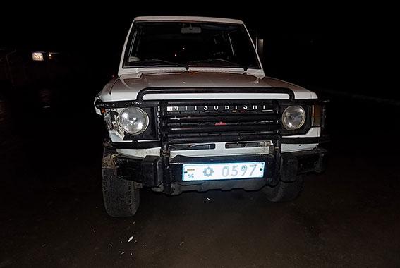 Одесский полицейский пострадал в аварии