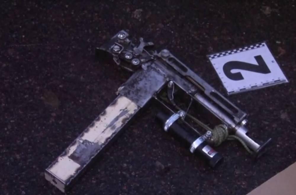 В Одессе при перестрелке с полицией убито два человека