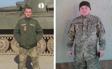 Андрей Сипавка и Тимофей Гениш