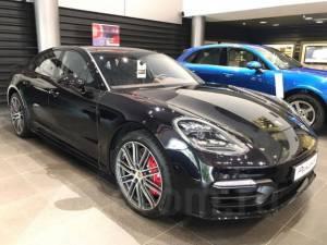 Пассия нардепа Рыбалки получила Porsche Panamera