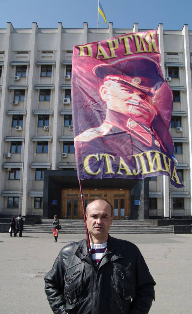 Вооруженным нападавшим оказался известный одесский пророссийский активист