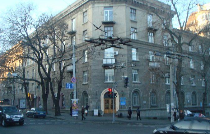 Полиция расследует законность продажи здания института в центре Одессы