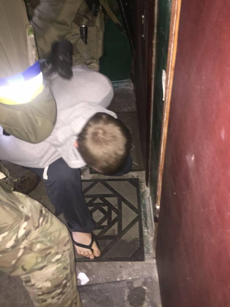 В Киеве полиция задержала бандитов, ранивших пятерых силовиков