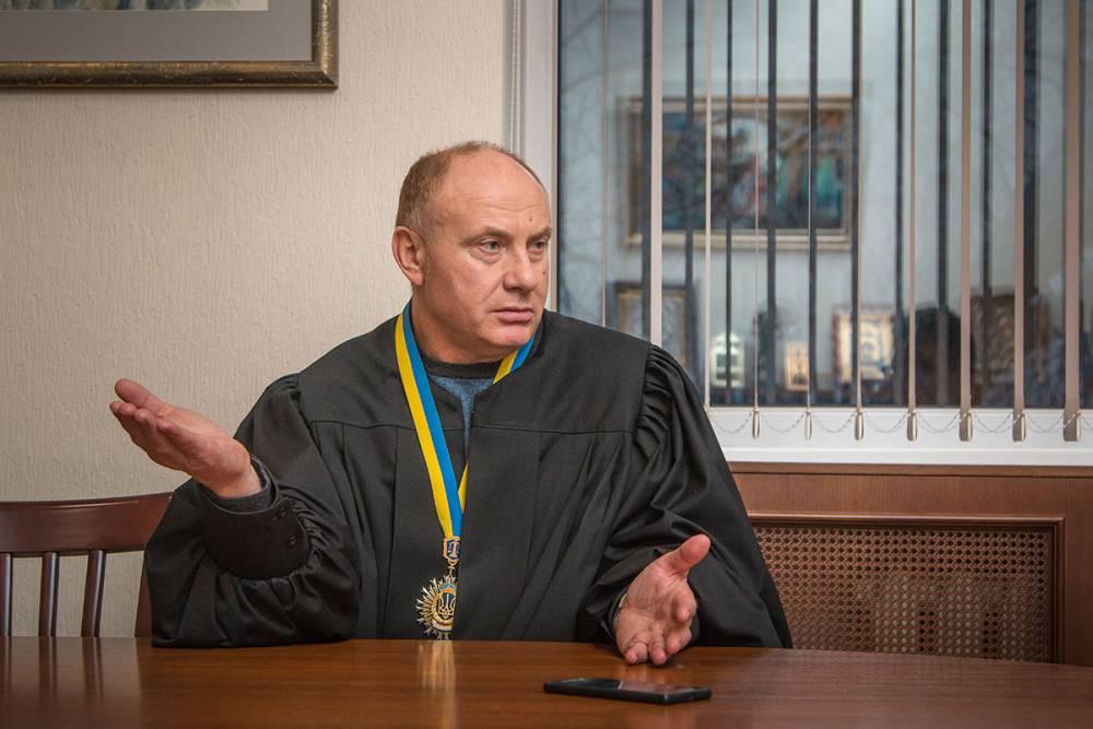 В Украине мощная латентная преступность – глава Приморского суда Одессы