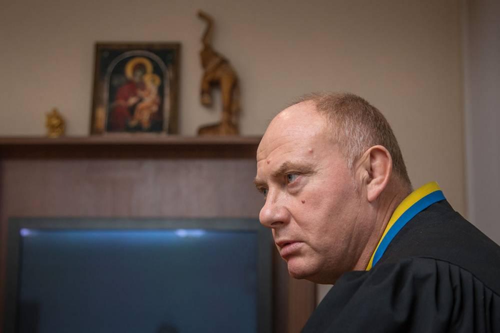 Глава Приморского райсуда Одессы задекларировал огромный гараж