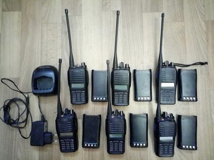 Сержант ВСУ украл у сослуживцев радиостанции