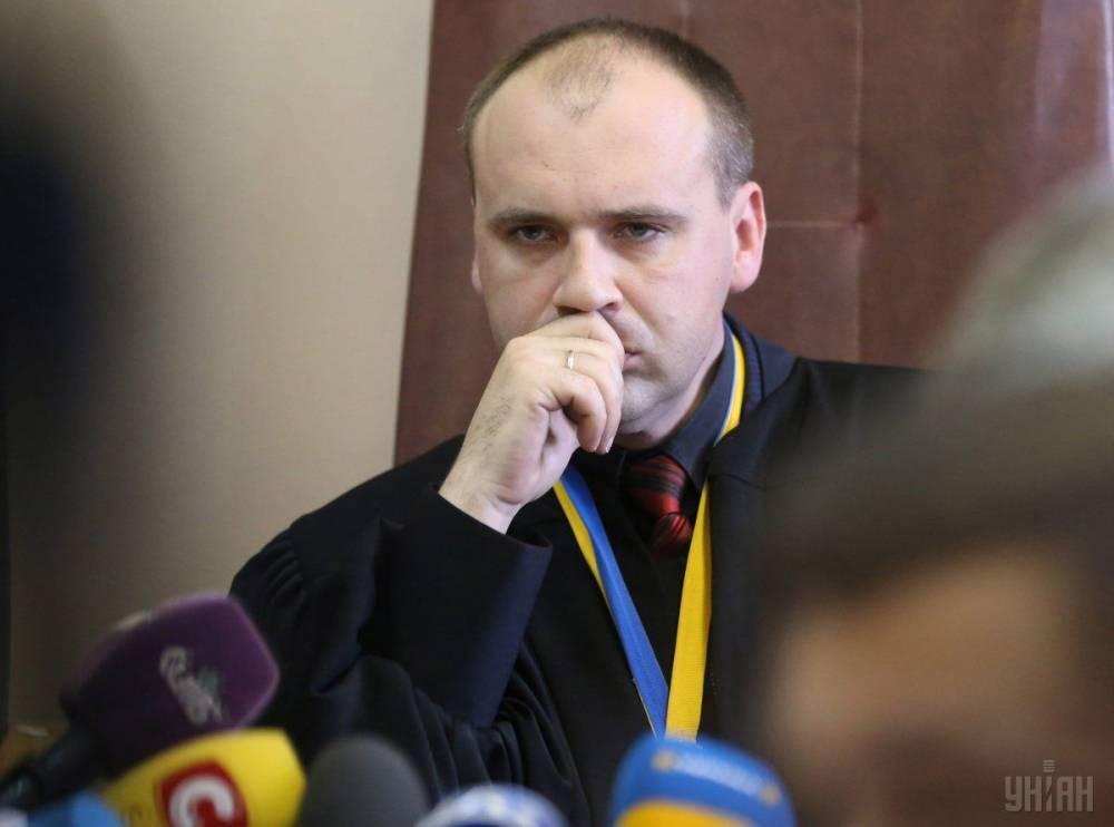 В Киеве умер скандальный судья Соломенского райсуда