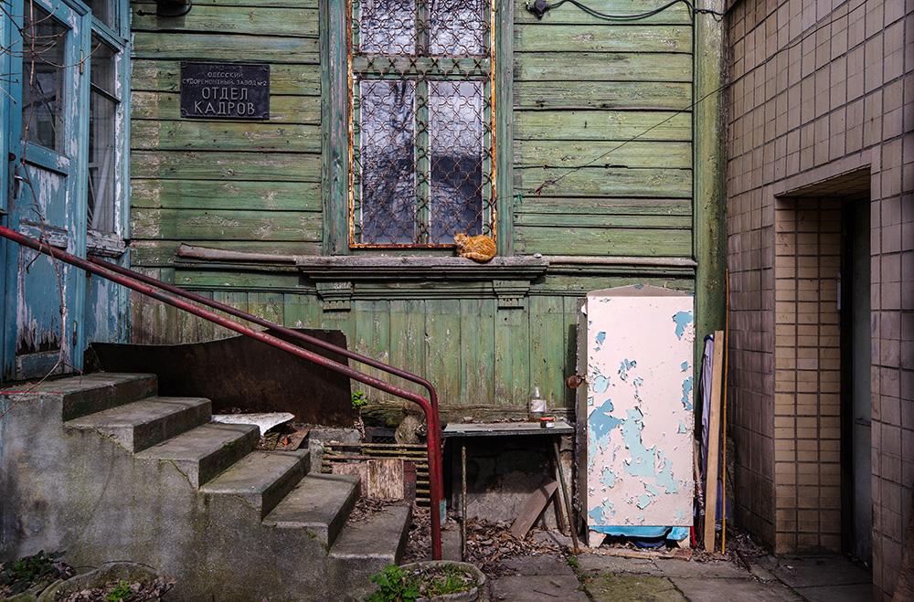 Центр Одессы не соответствует требованиям пожарной безопасности