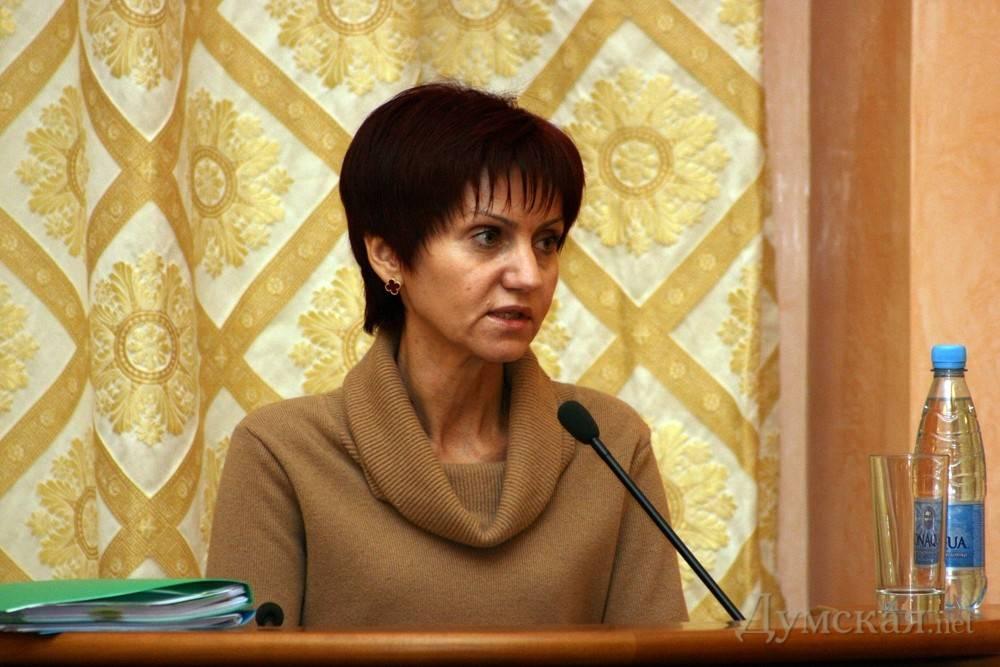 К дорожным аферам мэра Одессы причастна вице-мэр по финансам