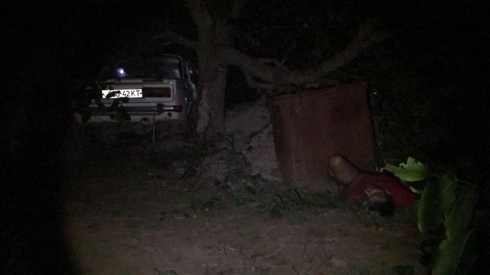 В Чаплинке пьяный военком убил в аварии двух человек