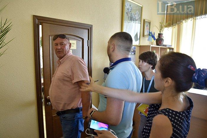 Мэру Гостомеля вручили подозрение в растрате