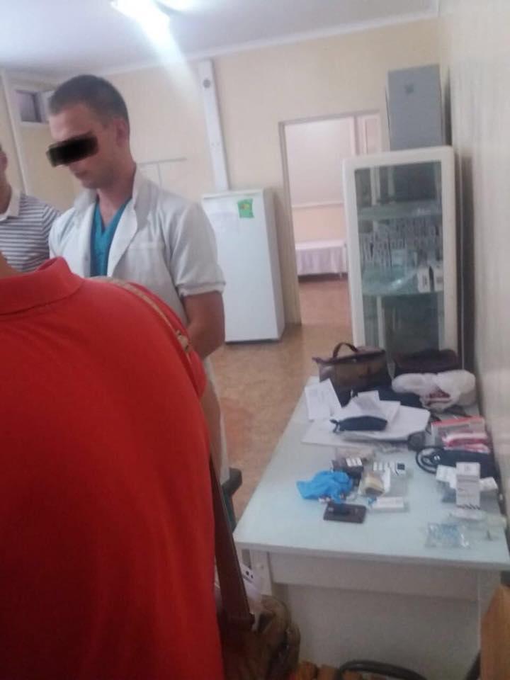 В Диканьке фельдшер к продавал зэкам наркотики