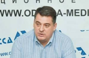 Дмитрий Корчак врет журналистам о работе АМКУ в Одессе