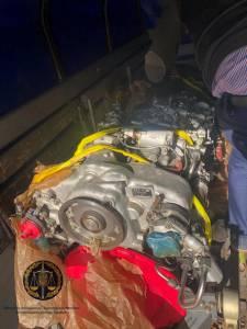 В Киеве офицер пытался выкрасть с воинской базы два вертолетных двигателя
