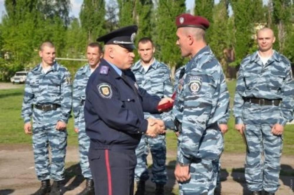 Скандал в Одесской обладминистрации: топ-чиновником стал люстрированный милиционер