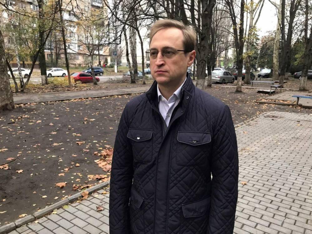 В Одессе выстрелили в машину водителя депутата облсовета