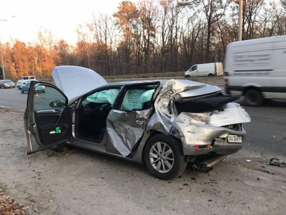 Нардеп Лещенко попал в серьезную аварию: его помощник в больнице