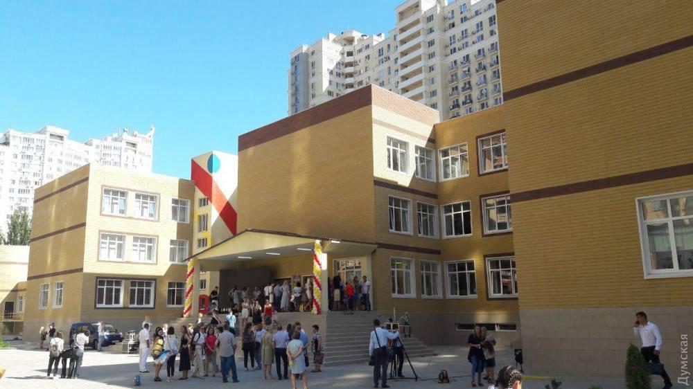 Строителей «Европейского лицея» для Одесской мэрии поймали на налоговых махинациях