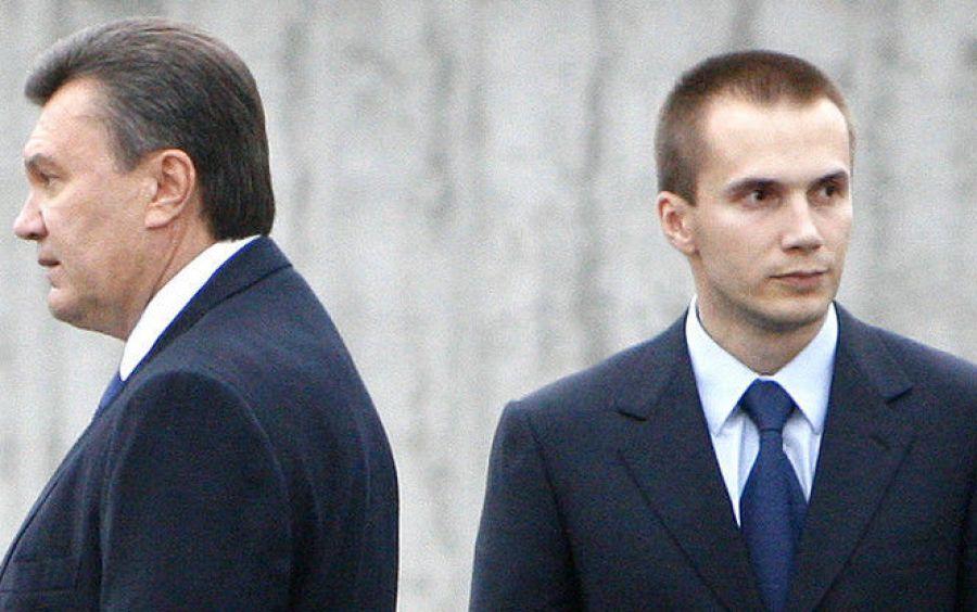 Суд арестовал счета компании, которая «отмывала» деньги банка Януковича-младшего