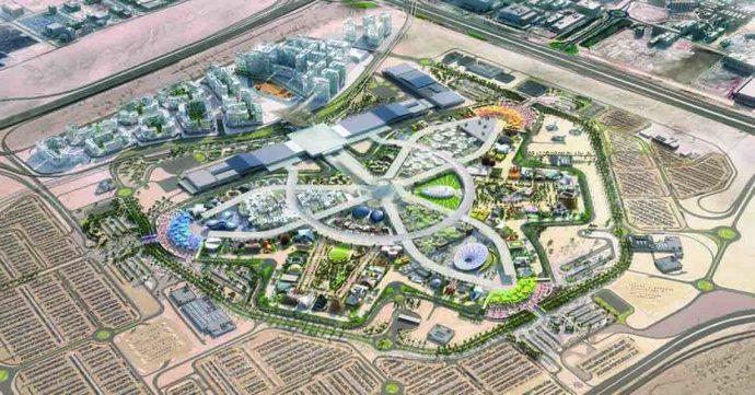 МЭРТ построит выставочный павильон в Дубае за 5,5 млн долларов