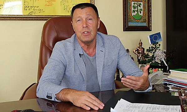 Мэра Могилев-Подольского отстранили от работы, чтобы не брал больше взяток
