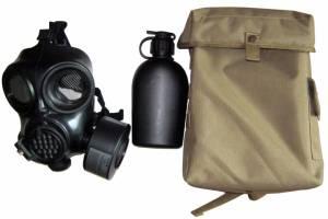 Тыловики Минобороны наживались на поставках сумок для новых противогазов