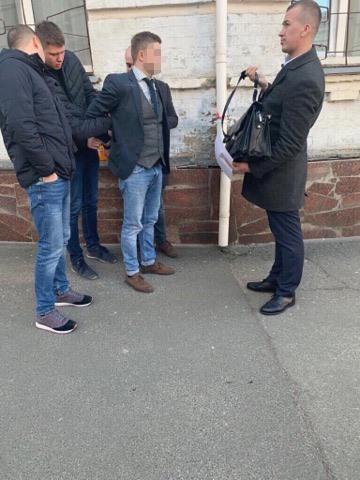 В департаменте охраны культурного наследия Киева брали взятки за порчу фасадов