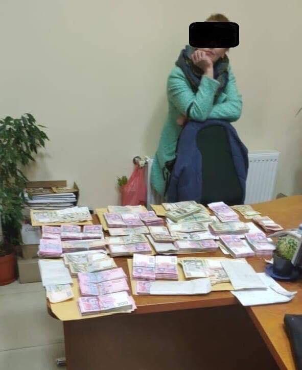 В отделении «ПриватБанка» в Подольске нашли «черную кассу»