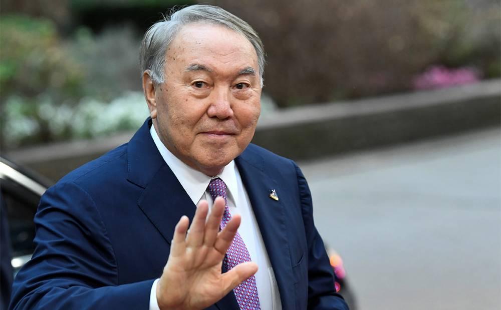 Назарбаев спустя 30 лет покинул пост главы Казахстана