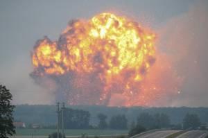 Дело о пожарах на военных арсеналах передали ГБР
