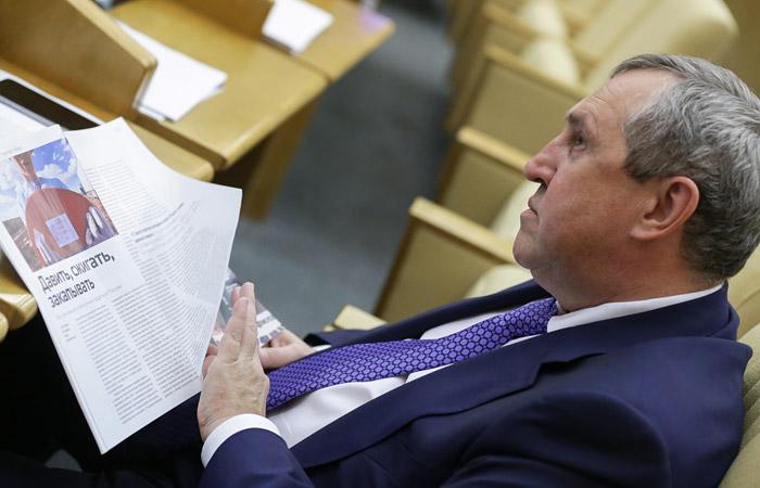 Депутата Госдумы РФ задержали по обвинению в получении взятки в 3 млрд рублей