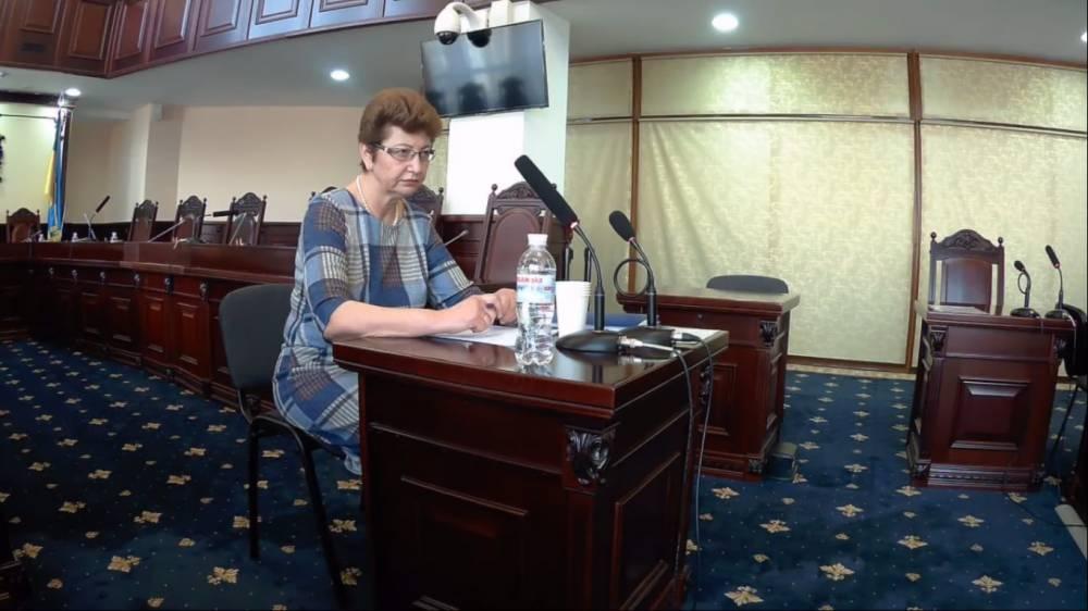 Судья из Одессы построила особняк за 100 тысяч гривен