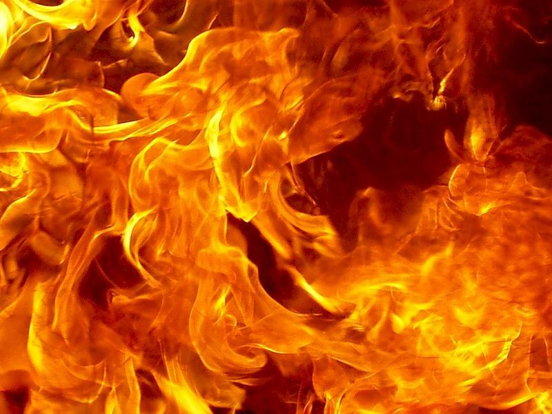 В Ковельском отделе полиции сгорели четыре арестованных автомобиля