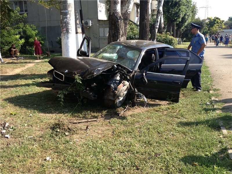 В Одессе бывшему прокурору дали три года за пьяную аварию с жертвой