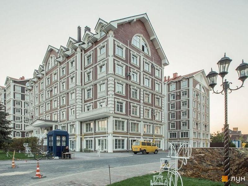 Фирма «приватовца» тайно построит жилой комплекс в Киеве за 119 млн гривен