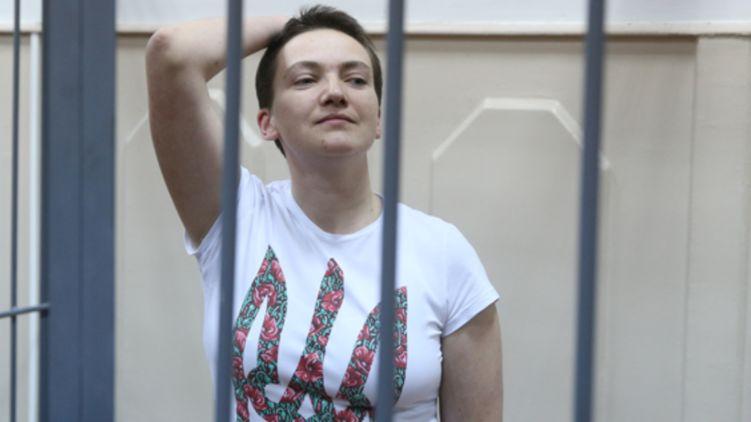 Нардепа Савченко выпустили из СИЗО