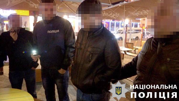 Запорожским футболистам предложили взятку за проигрыш в матче