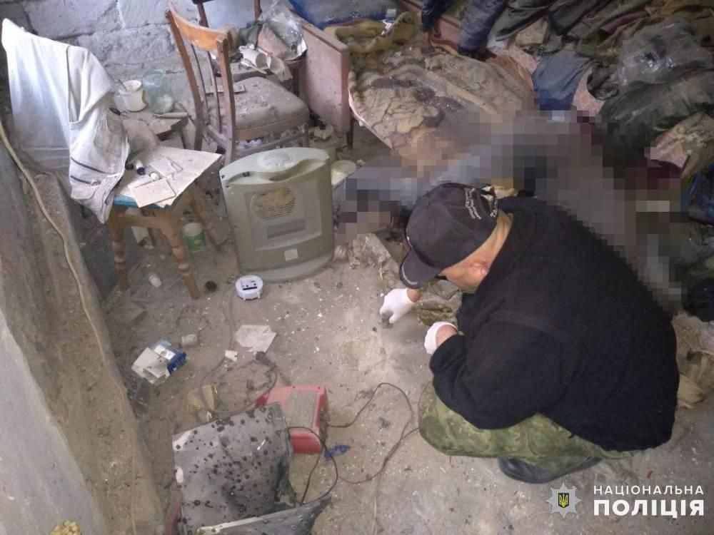 В Вознесенске военнослужащий подорвал себя гранатой