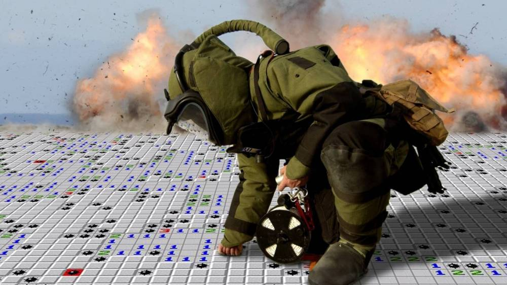 В Донецкой области при разминировании погиб сапер