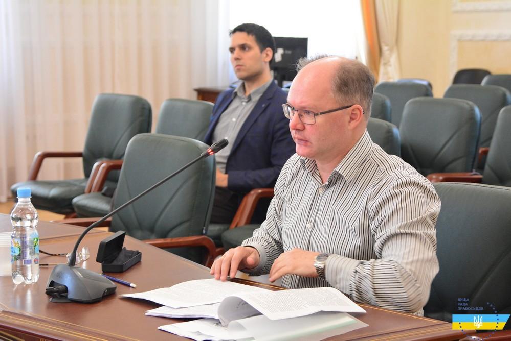 СудьюВасильковского суда отстранили от работы