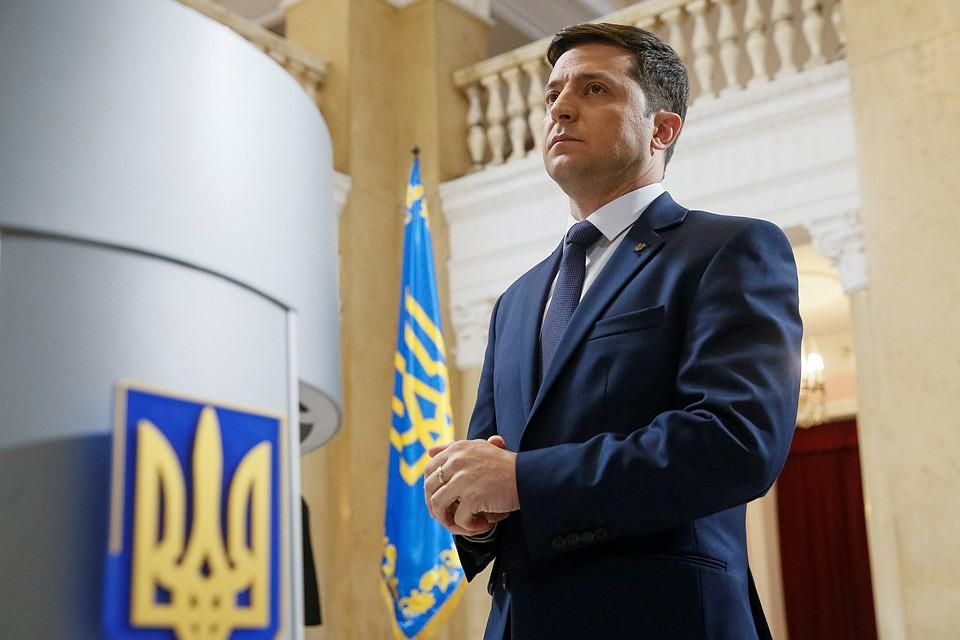 Зеленского официально объявили победителем