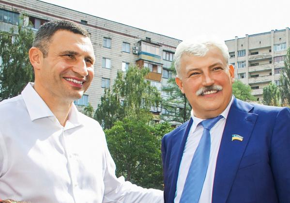 НАЗК направило в суд 14 протоколов на заместителя Кличко