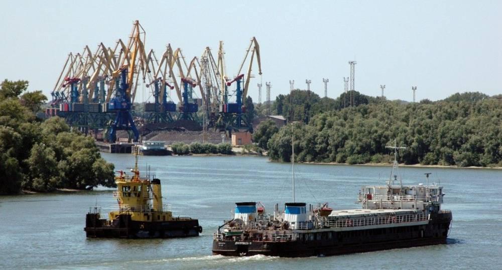 Украинское Дунайское пароходство хочет за счет кредитов модернизировать флот