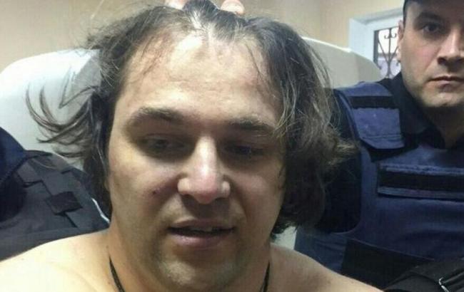 Экс-бойцу «Торнадо», застрелившему двух патрульных в Днепре, дали пожизненное