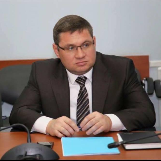 Замглавы Херсонской ОГА Рищук написал заявление об увольнении