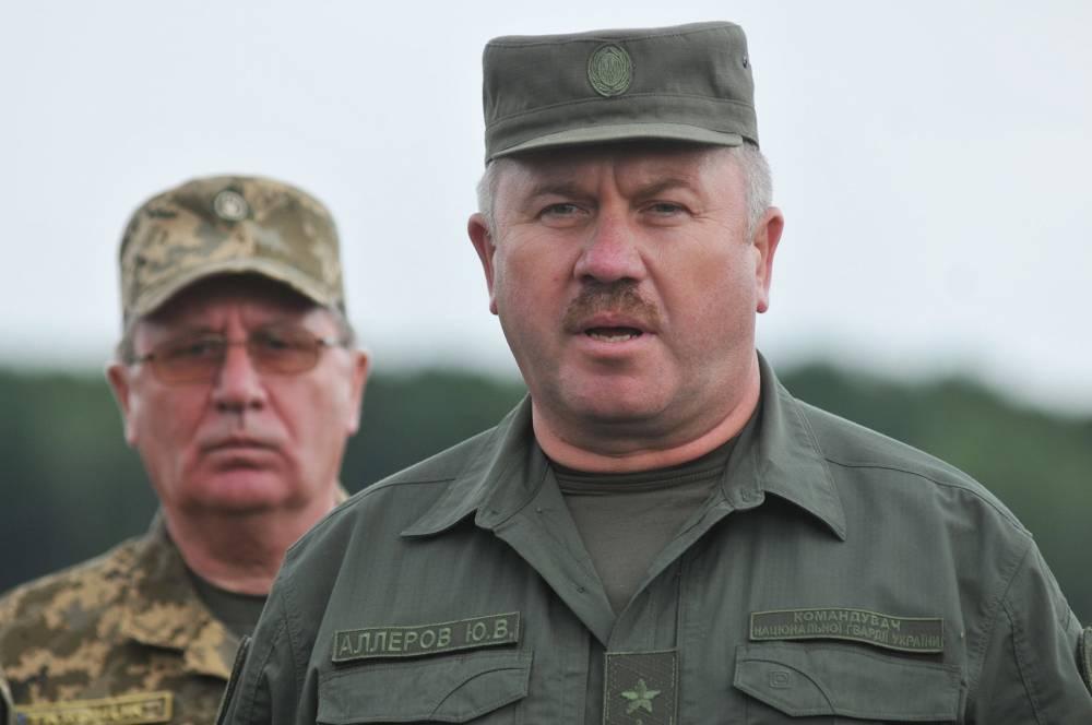 Мародеры Порошенко: НАБУ задержало бывшего командующего Нацгвардией